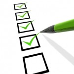 Checklist of questions to ask your solar power installer