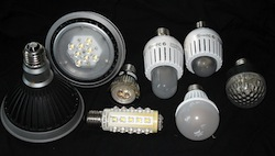 Funded Energy Efficiency -- LED lighting