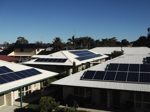 Australia-wide roll-out of commercial solar power installations for iNG retirement homes